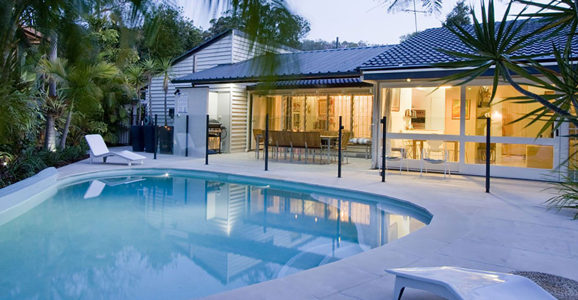 Custom Pool Designs Brisbane | Rogers Pools